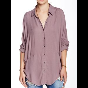Free People True Affection Blouse